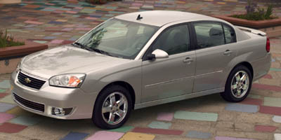 Pre-Owned 2006 CHEVROLET MALIBU LTZ Sedan