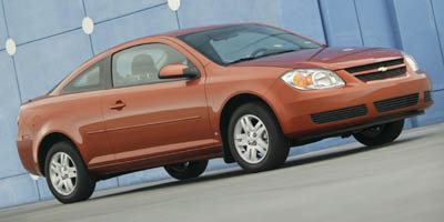 Pre-Owned 2006 CHEVROLET COBALT LT Coupe 2
