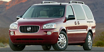 Used 2006  Buick Terraza 4d Wagon FWD CX at Monster Motors near Michigan Center, MI