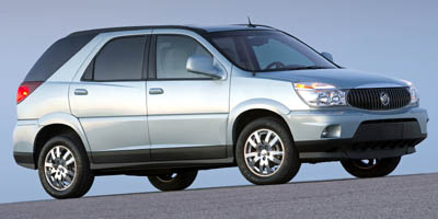Pre-Owned 2006 BUICK RENDEZVOUS CX Sport U