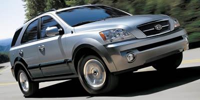 2006 Kia Sorento 4WD  - F9578A