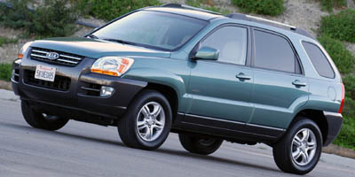 2006 Kia Sportage  - R5509A