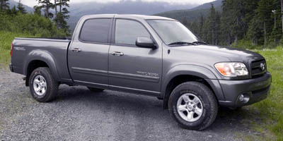 Used 2006  Toyota Tundra 4WD Double Cab SR5 at Graham Auto Mall near Mansfield, OH