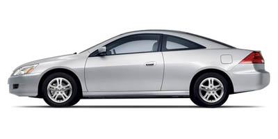 Used 2006  Honda Accord Coupe 2d LX 5spd at Credit Now Auto Inc near Huntsville, AL