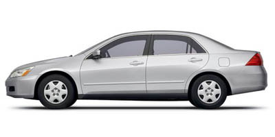 Used 2006  Honda Accord Sedan 4d LX Auto at VA Cars of Tri-Cities near Hopewell, VA