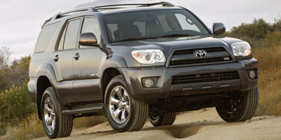 Used 2006  Toyota 4Runner 4d SUV RWD Limited (V6) at Credit Now Auto Inc near Huntsville, AL