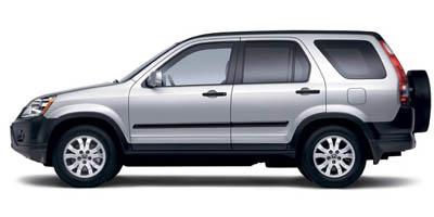 Pre-Owned 2006 Honda CR-V EX SPORT U