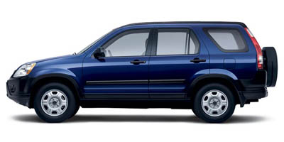 2006 Honda CR-V LX 2WD  for Sale  - F7904A  - Fiesta Motors
