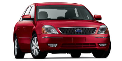 Pre-Owned 2006 FORD FIVE HUNDRED SEL Sedan