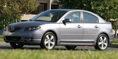 Pre-Owned 2006 MAZDA Mazda3 S SEDAN