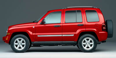 Pre-Owned 2006 JEEP LIBERTY LIMITED ED