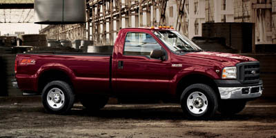 2006 Ford F-250 SUPER DUTY 4WD Regular Cab  - 696525D
