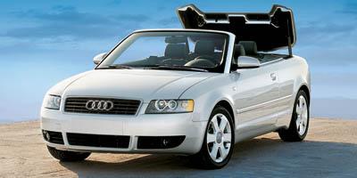 2006 Audi A-4  - MCCJ Auto Group