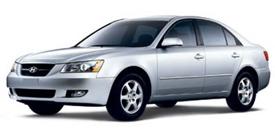 Used 2006  Hyundai Sonata 4d Sedan GLS (V6) at Edd Kirby's Adventure Mitsubishi near Chattanooga, TN