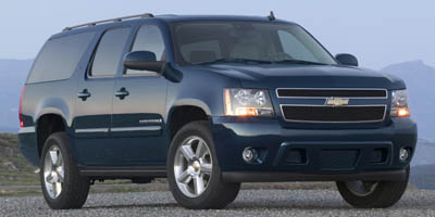 Pre-Owned 2007 CHEVROLET SUBURBAN LS Sport U
