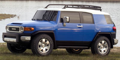 Used 2007  Toyota FJ Cruiser  4d SUV 4WD 6spd at The Gilstrap Family Dealerships near Easley, SC