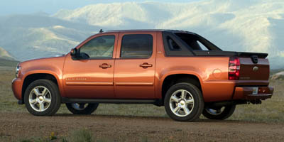 Used 2007  Chevrolet Avalanche 4d SUV 4WD LTZ at 24/7 Cars near Larwill, IN