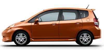 2007 Honda Fit Sport for Sale  - 21020  - Dynamite Auto Sales