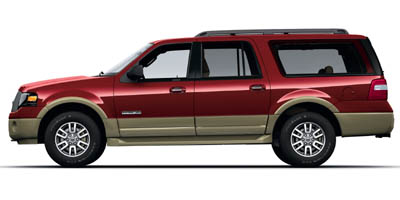 2008 Ford Expedition EL  - Dynamite Auto Sales