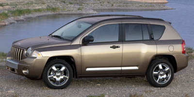 Pre-Owned 2007 JEEP COMPASS Limited Sp