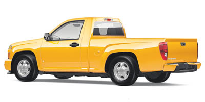 Pre-Owned 2006 CHEVROLET COLORADO LS 4WD