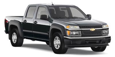 Pre-Owned 2006 CHEVROLET COLORADO LT1 CREW