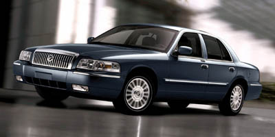 Pre-Owned 2007 MERCURY GRAND MARQUIS LS Sedan 4