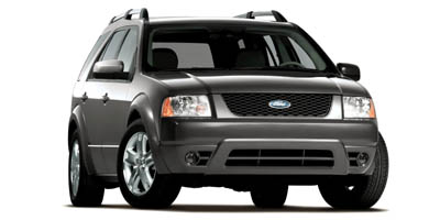 2007 Ford Freestyle  - Fiesta Motors