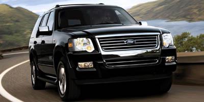 2007 Ford Explorer  - Fiesta Motors