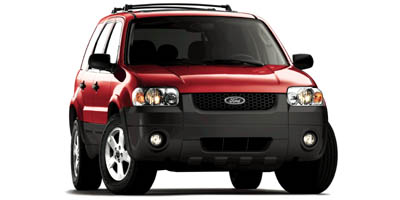 Pre-Owned 2007 FORD ESCAPE XLT