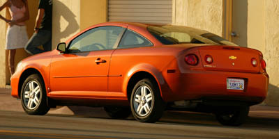 Pre-Owned 2007 CHEVROLET COBALT LS Coupe 2