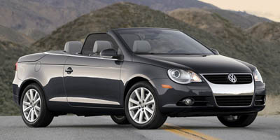 Used 2007  Volkswagen Eos 2dr Convertible DSG 3.2L at Rose Automotive near Hamilton, OH