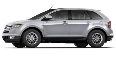 2007 Ford Edge SEL PLUS AWD  - 1636A