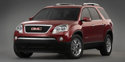 Pre-Owned 2007 GMC ACADIA SLT Sport