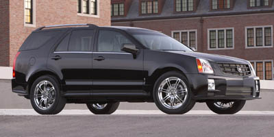 Pre-Owned 2007 CADILLAC SRX Sport Util