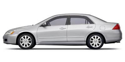 Pre-Owned 2007 Honda ACCORD EX-L Sedan