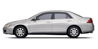 Pre-Owned 2007 Honda ACCORD SE Sedan 4