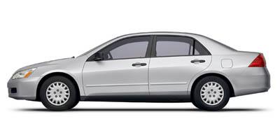 Used 2007  Honda Accord Sedan 4d VP 5spd at Credit Now Auto Inc near Huntsville, AL