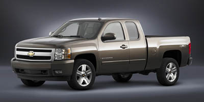 Used 2007  Chevrolet Silverado 1500 4WD Ext Cab LT1 at Auto Finance King near Taylor, MI