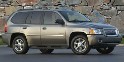 Used 2007  GMC Envoy 4d SUV 4WD SLE at Bradley Auto Finance near Hudson, NH