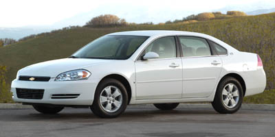 Pre-Owned 2007 CHEVROLET IMPALA LT Sedan 4