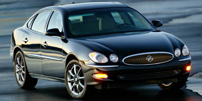 Pre-Owned 2007 BUICK LACROSSE CXL Sedan