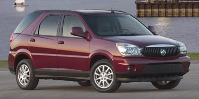 Pre-Owned 2007 BUICK RENDEZVOUS CX SPORT U