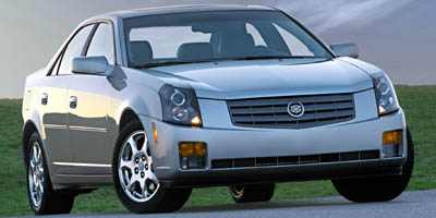 Pre-Owned 2007 CADILLAC CTS SEDAN 4D