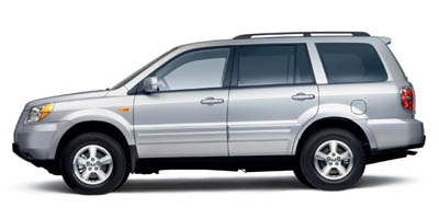 2007 Honda Pilot EX  for Sale  - 19219  - Dynamite Auto Sales
