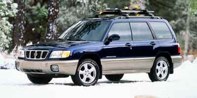 2001 Subaru Forester 4D Utility for Sale  - HY8448A2  - C & S Car Company