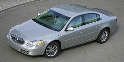 Pre-Owned 2007 BUICK LUCERNE CXL Sedan