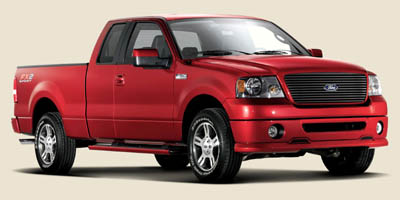 Used 2008  Ford F150 4WD Supercab XLT 6 1/2 at Shook Auto Sales near New Philadelphia, OH