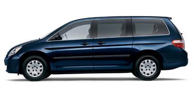Pre-Owned 2007 Honda ODYSSEY LX Minivan