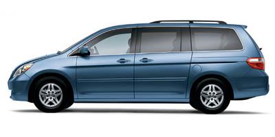 Used 2007  Honda Odyssey 5d Wagon EX-L at Car Zone Sales near Otsego, MS